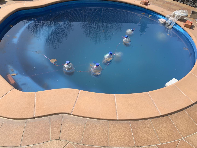 Расконсервация композитного бассейна