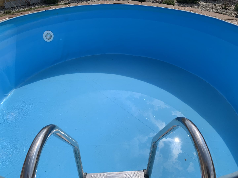 Подготовка бассейна в Родных Просторах Саратов